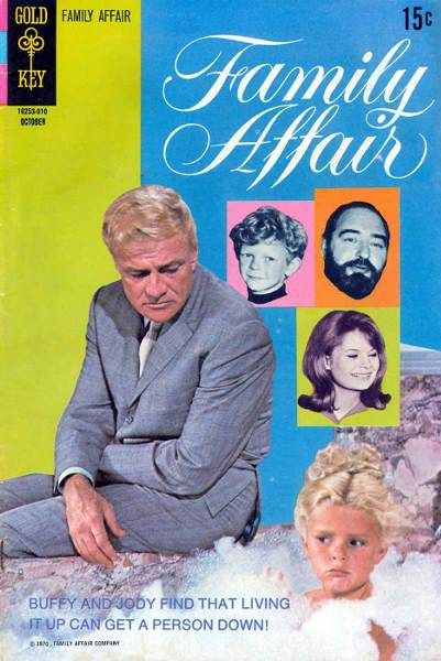 Family Affair, 1970 *Linda, remember how much we used to love to watch this show? aww, the good old days! xox