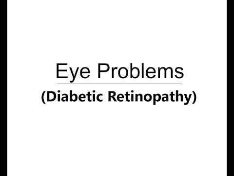 Eye Problems Diabetic Retinopathy Animation (Telugu Audio)