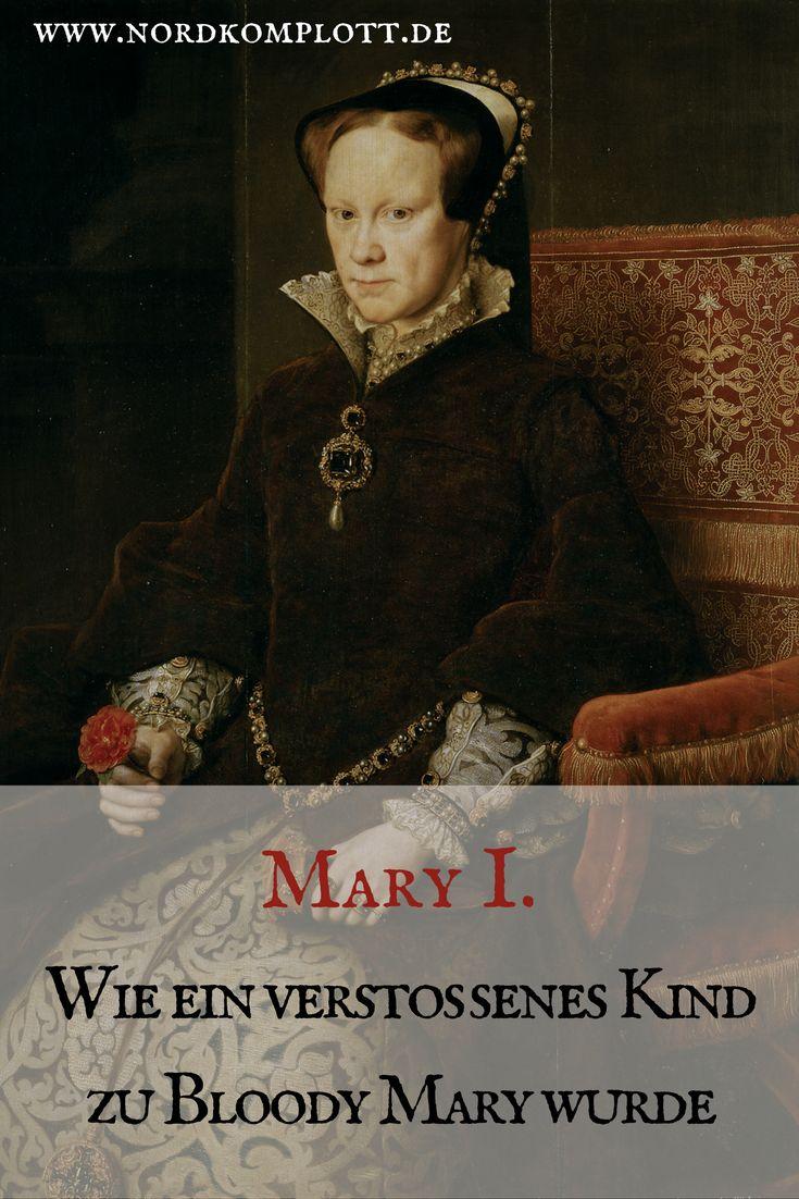 """Mary Tudor, spätere Mary I. und unrühmlich als Bloody Mary in die Geschichte eingegangen: Sie war das einzige, überlebende Kind aus der Ehe von Heinrich VIII. und Katharina von Aragon. Doch ihr größter """"Makel"""" war, dass sie kein Junge war."""