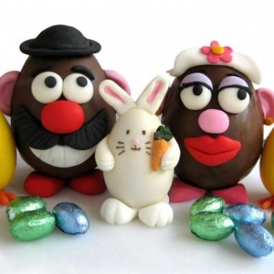 Fun things to do with easter candy
