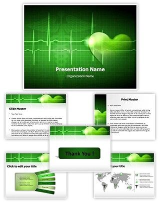 25 best Cardiology Powerpoint Presentation Templates images on - engineering powerpoint template
