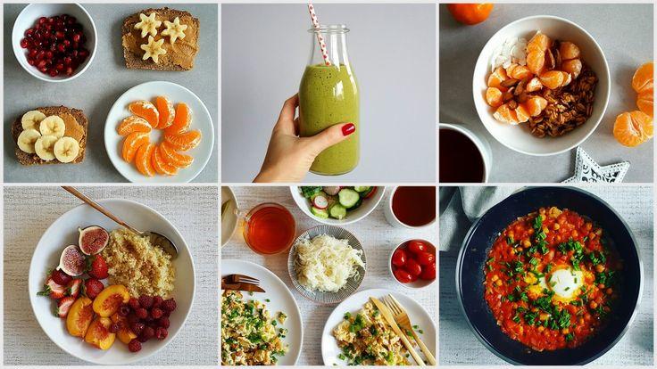 Szybkie śniadanie może być również zdrowe. Oto 7 pomysłów na smaczne śniadanie, na każdy dzień tygodnia. Bierzcie i jedzcie. Na zdrowie