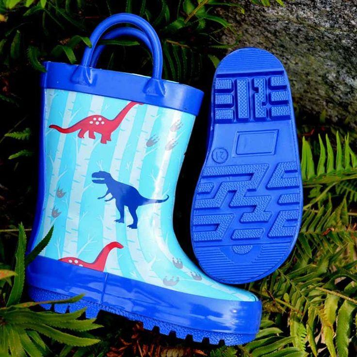 Jan & Jul Rain Boots - Dino https://pumpkinpiekids.com/collections/what-s-new/products/jan-jul-rain-boots-dino