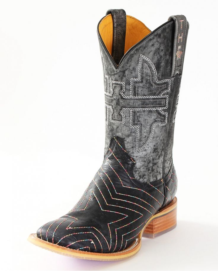 Tin Haul® Ladies' Neon Star Boots