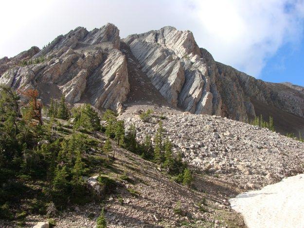 Blog - Sacagawea Hike - Carbonates
