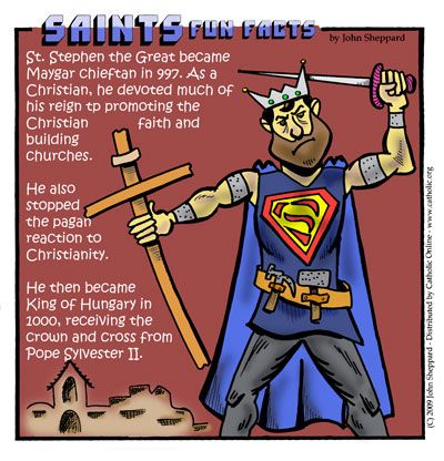 St. Stephen the Great - Saints & Angels - Catholic Online