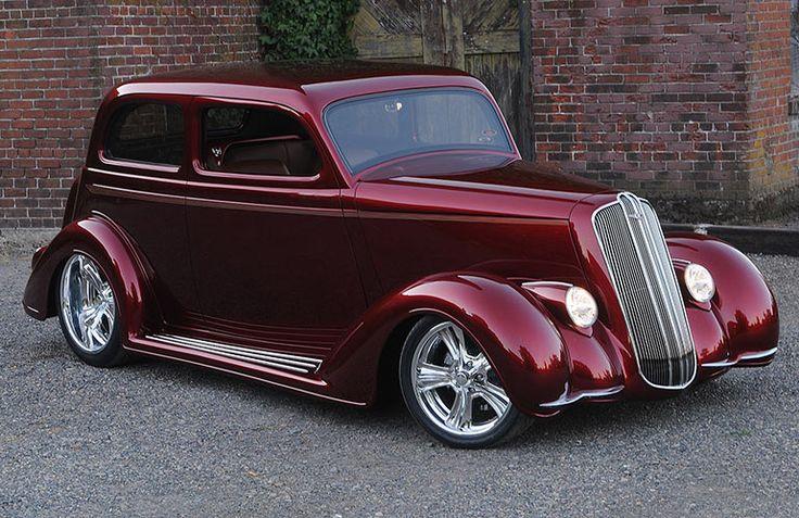 1936 Dodge Brothers sedan