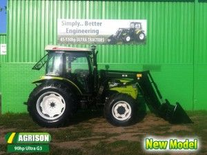 Agrison Tractor is among those reputed names in Australia, who offers a wide range of tractors, construction equipment, water pumps, generators and other implements.