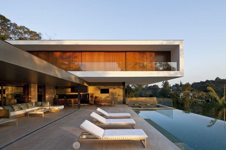 Gallery of PV House / Sérgio Sampaio Arquitetura + Planejamento - 1