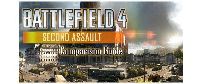 Battlefield 4 Second Assault Maps vs. Battlefield 3 Maps - 116 Glorious Comparison Screenshots