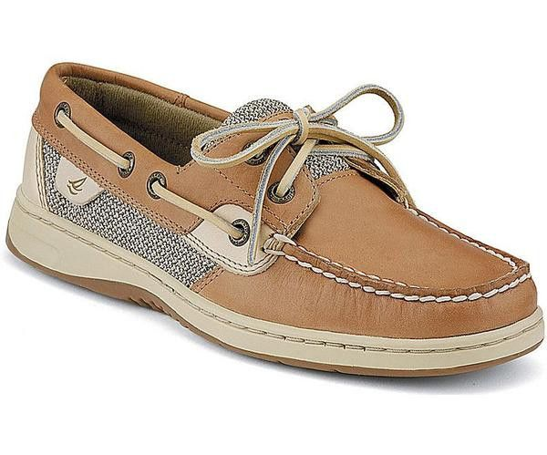 Whether you're on board or on shore, Bluefish boat shoes really step up. Choose from vibrant seasonal colors, trend-friendly prints — even glitter! Your feet will look great. They'll thank you too, fo