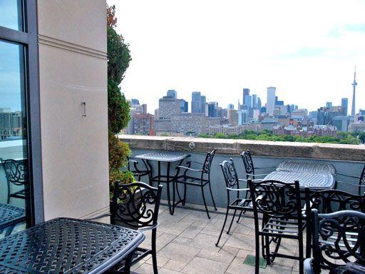 Park Hyatt Roof Lounge