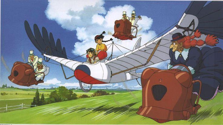 全世界で人気のジブリ作品『天空の城ラピュタ』 この原作が「ガリバー旅行記」だというにわかには信じがたい話がネットで話題になっている!