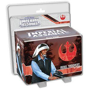Rebel Troopers Ally Pack: Star Wars Imperial Assault