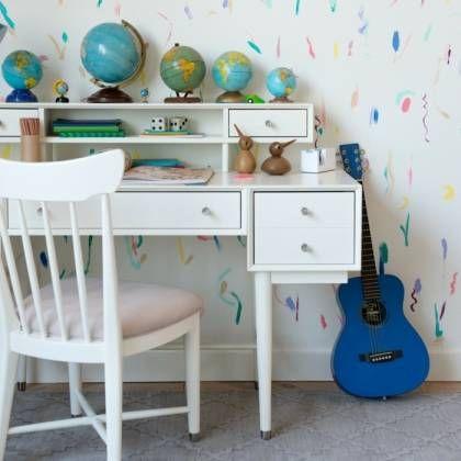 Tapete Kinderzimmer Groß und Klein verliebt sich in