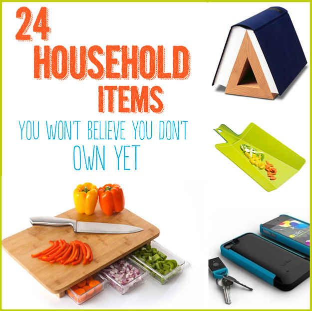 24 Household Items You Won 39 T Believe You Don 39 T Own Yet