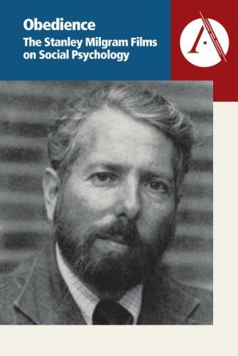 The Stanley Milgram Films on Social Psychology: Obedience – Educational Version with PPR  http://www.videoonlinestore.com/the-stanley-milgram-films-on-social-psychology-obedience-educational-version-with-ppr-2/