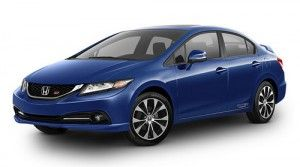 The Civic Gets Sportier