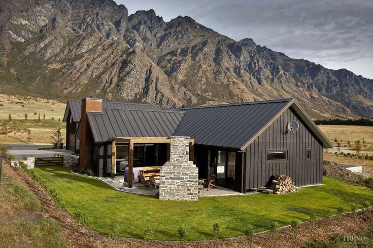 Solar Rib roofing for David Reid Homes