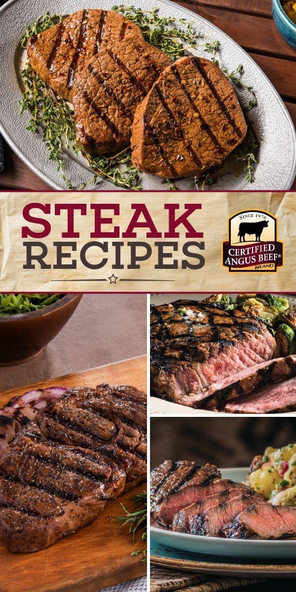 Impress Everyone With These Easy Steak Recipes From Oven Steak
