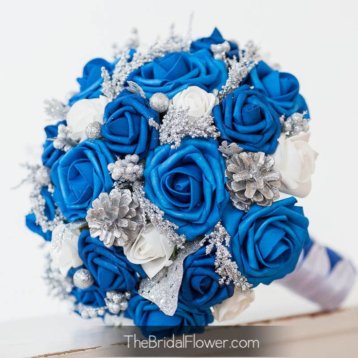 4 Of The Best White Winter Wedding Themes Wedding Ideas: 17 Best Ideas About Blue Silver Weddings On Pinterest