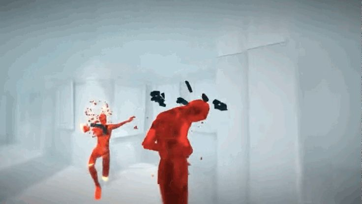 Superhot is the unthinkable: a truly original first-person shooter