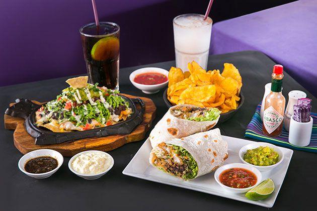Deal ăn uống: Deal Set ăn phong cách ẩm thực Mexico dành cho 02 ...