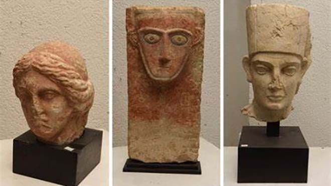 أمريكا تحظر دخول الآثار اليمنية المسروقة والمتاجرة بها أصدرت الحكومة الأمريكية قرارا يقضي بمنع دخول آثار اليمن أمريكا W Archaeology Ancient Cities Ancient