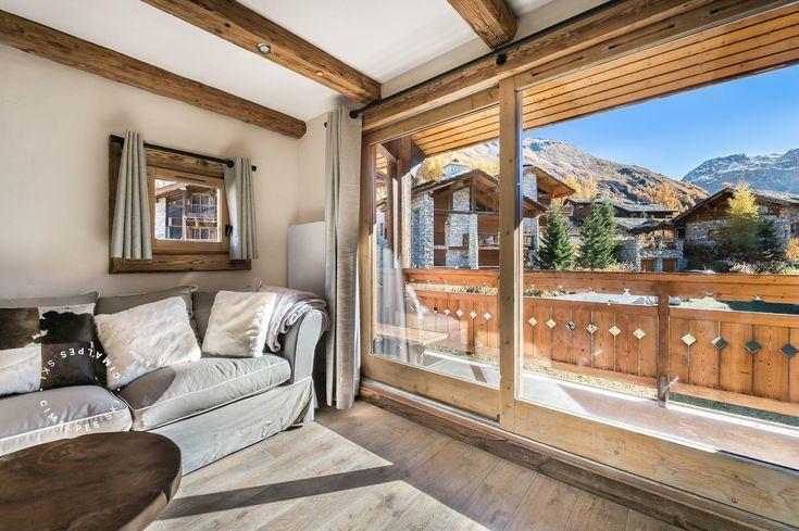 Location Appartement à Val d'Isère - Appartement Jardin Alpin 245 - Cimalpes