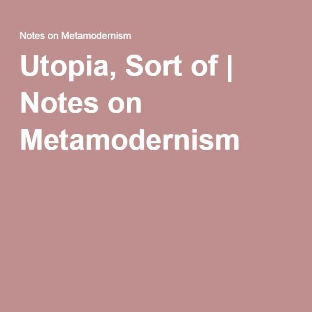 Notes on metamodernism vermeulen funeral home.