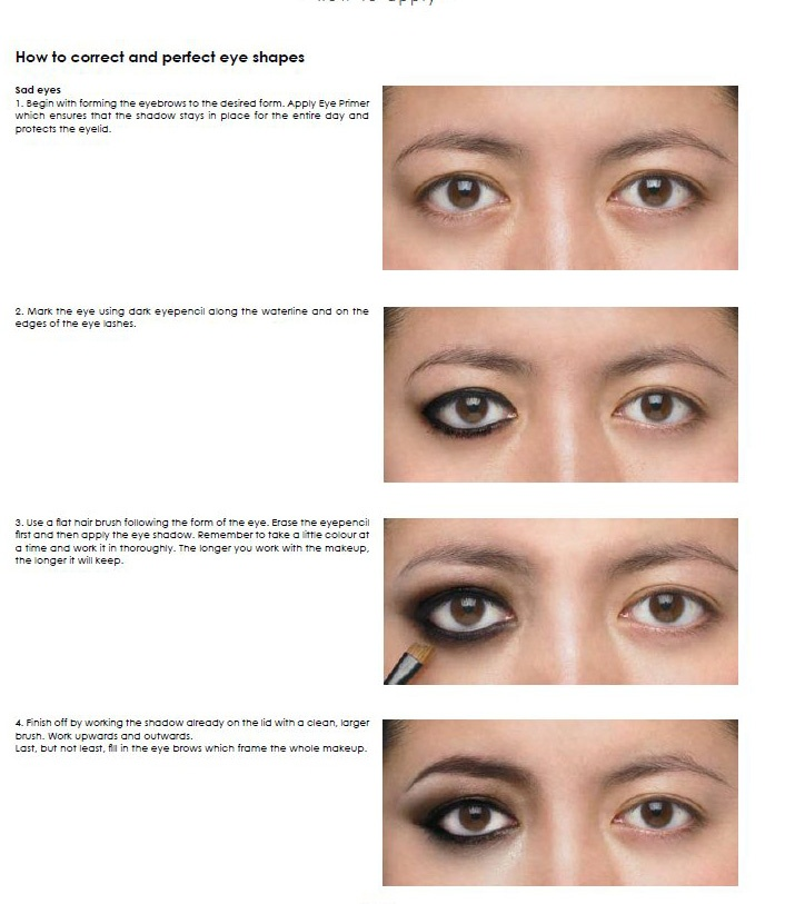 how to fix close set eyes