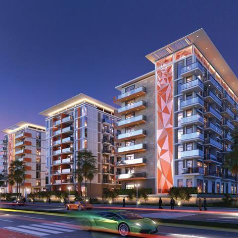 CELESTIA,appartamenti e soluzioni studio_DWC RESIDENTIAL CITY, DUBAI