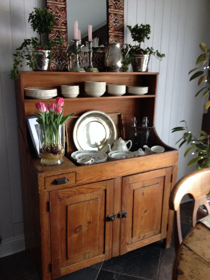 17 best images about hutches on pinterest green cabinets for French rustic kitchen ideas