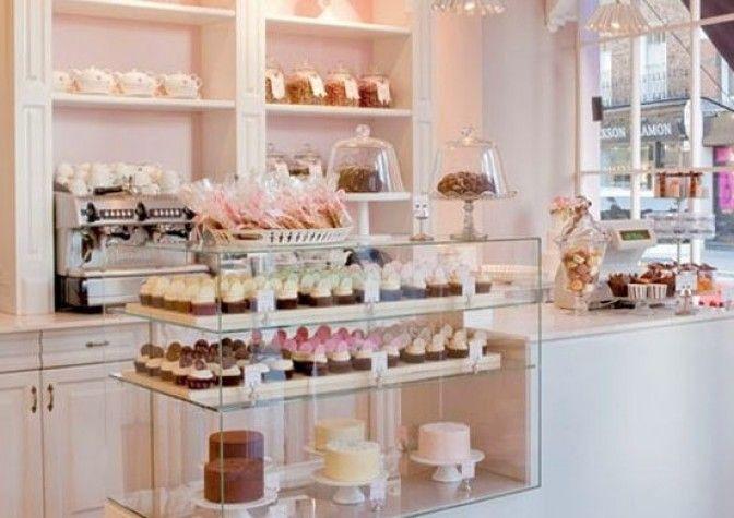 The Peggy Porschen Boutique Bakery