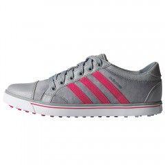 ADIDAS - ADICROSS IV  Chaussures de golf femme gris/rose
