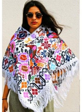 Crafty Cloth Handmade Half Length Poncho. Buy @ http://thehubmarketplace.com/Handmade-Half-Length-Poncho
