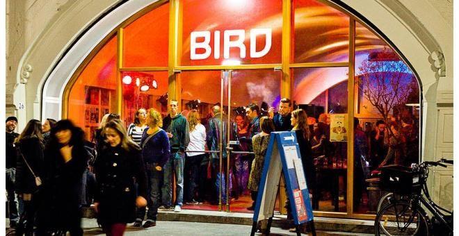 bird rotterdam - Jazz club, soul, funk, hiphop en elektronica