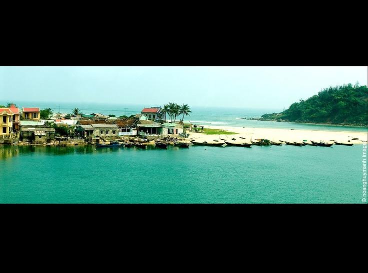 Lang co (par Hoanghuymanh). En savoir plus: http://www.amica-travel.com/vietnam-sites-a-decouvrir/plages