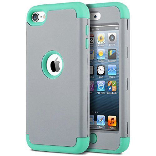 iPod Touch 6th Generation Case, 3 Layer Hybrid Case Cover for Apple iPod Touch 6, iPod 6th Fullbody Shockproof Cases For Kids Boys Girls (Blue) Comsoon http://www.amazon.com/dp/B01AOURPLM/ref=cm_sw_r_pi_dp_cgt2wb1GAN0WY