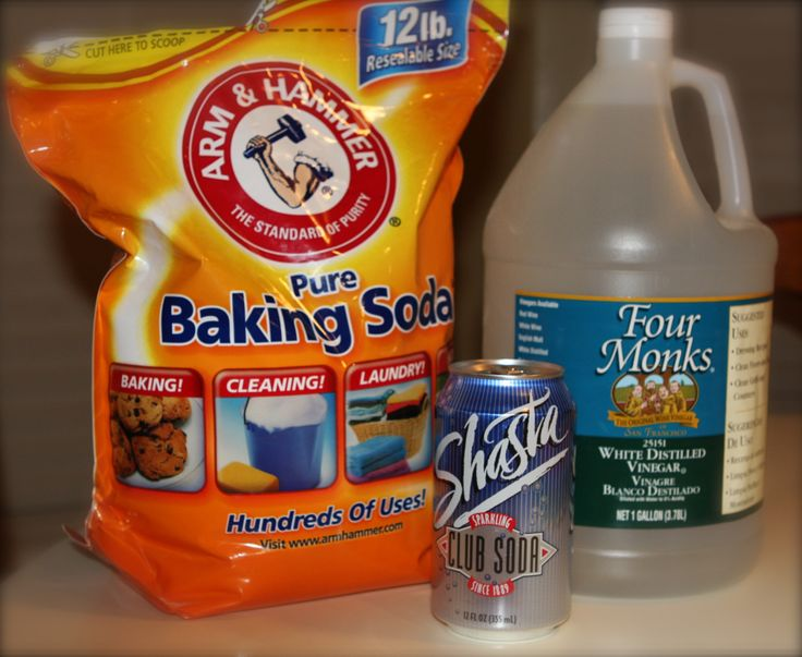 The Big Three in Clean!! Homemade Cleaner -- Stronger and safer than store bought chemicals.