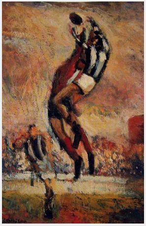 Noel Counihan's 'High Mark'