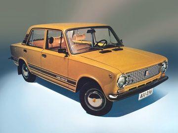 Lada 1200 LS FI-spec '1980