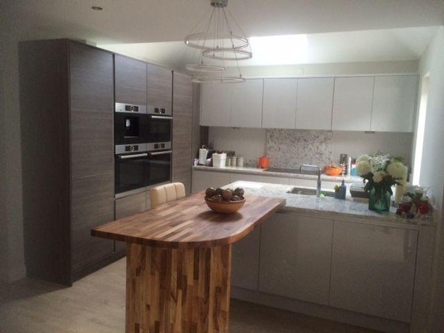 Wood Effect Worktops Kitchens Ni