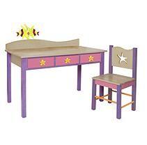 Tropical Desk Set Grey