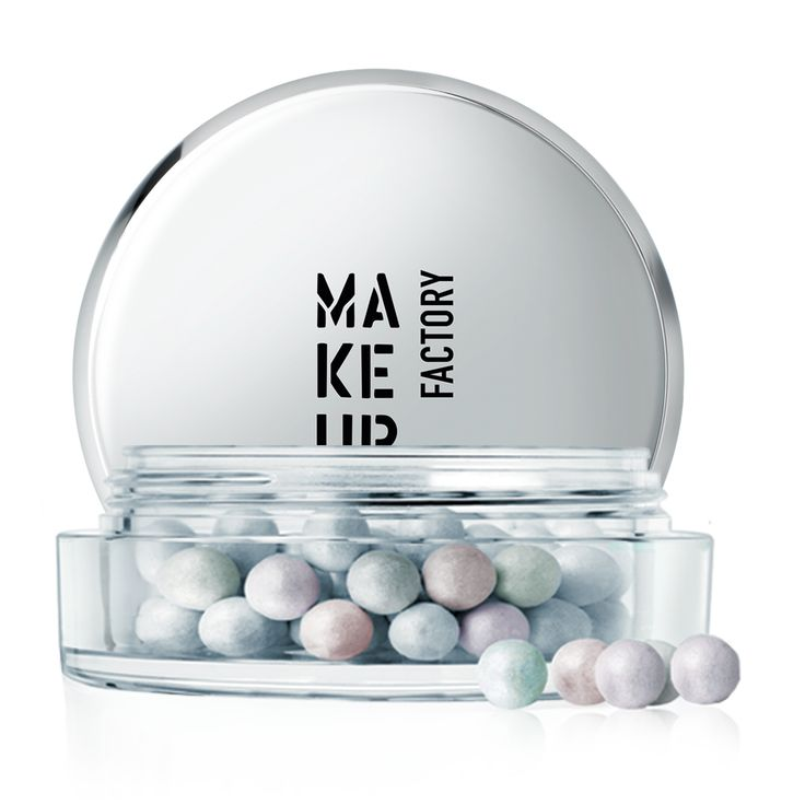 Shimmer Pearls | Highlighter-Pudergyöngyök a ragyogóan friss kinézetért - Make up Factory