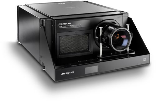 Home Theatre System - Meridian's most accomplished home theatre configuration possible.