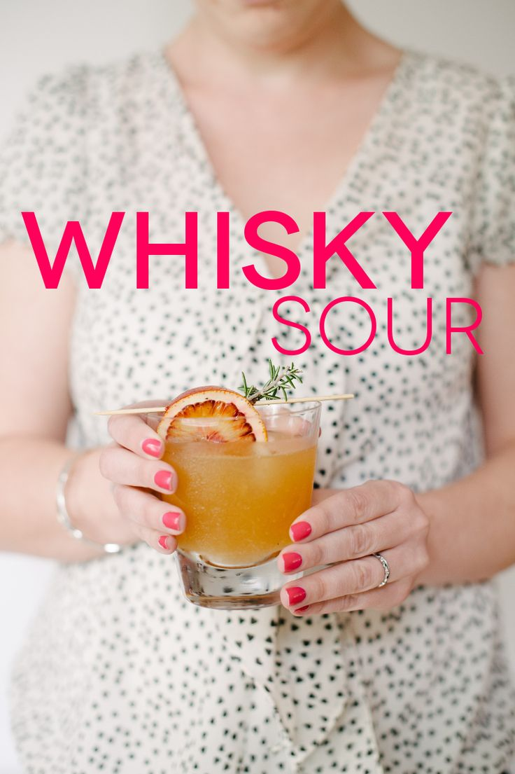 Pitcher Cocktails: The (Mixed Citrus) Whisky Sour A Practical Wedding: Blog Ideas for the Modern Wedding, Plus Marriage