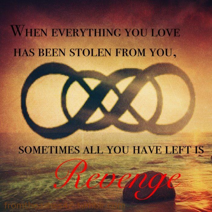 Double infinity.. #Revenge
