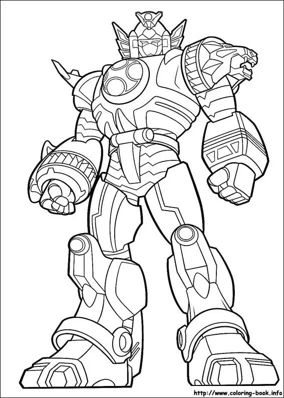 top 25 free printable mighty morphin power rangers coloring pages online - Power Rangers Coloring Book