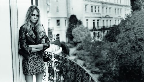Cara for Topshop